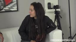 CzechSexCasting  Lady Zee Cz