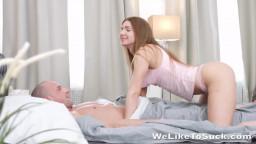 WeLikeToSuck Melissa Benz Creampie Surprise