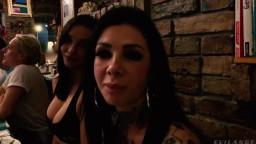 Evilangel  Brittany Bardot Alysa Gap Megan Inky And Proxy Paige Orgy