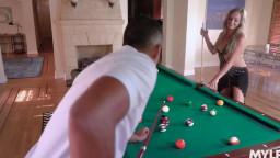 Gotmylf  Tucker Stevens Billiards