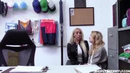 Shoplyftermylf Kylie Kingston And Natalie Knight