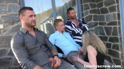 Familyscrew Family House Orgy Part 1