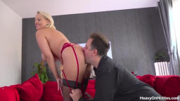 Heavyonhotties  Angel Wicky Another Anal Round