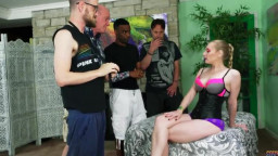 Analoverdose Delirious Hunter Using All Of Her Holes Dp Gangbang