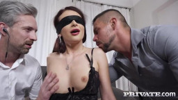Private Kate Rich Enjoys Dp Threesome For Her Cuckold Husband