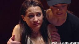 Sheseducedme Georgia Jones And Rebecca Vanguard The Interrogation