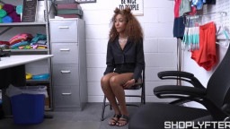Shoplyfter Brixley Benz Securitys Revenge