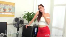 Wetandpissy Antonia Sainz Hot In The Office