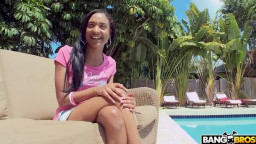 BangBrosVault Sierra Sanchez - Insatiable Ebony
