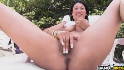 BangBrosVault Alicia First Time In Alicias Ass