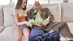 NotMyGrandpa Sera Ryder And Alona Bloom Grandpas Huge Problem