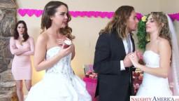 Naughty Weddings - Dillion Harper, Kimmy Granger Naughty America