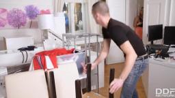 Luca Ferrero and Krystal Swift - Big Boobs Banged Hard