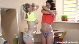 Clubsweethearts Michelle Can And Daizy Black Friday Pussy Eating Discount