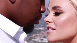Hustler Alexis Monroe - Milf Snaked By Black starring Alexis Monroe