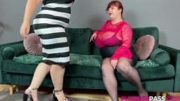 Plumperpass Roxanne Miller And Sweetheart Mia - Big Girls Big Play