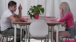 Familyswap Christie Stevens And Kenzie Reeves - April Fools Prank Gets Swapdad In Bed With Swapdaughter