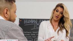Myfirstsexteacher Kayla Paige - Professor Kayla Paige knows how to teach