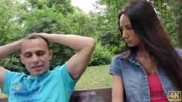 Hunt4k E09 Eveline Neill - Sold his girlfriend for money