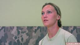 Brickyates Kristi Soldier Cums Twice