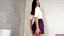 Allover30 Liza Shay - Mature Pleasure