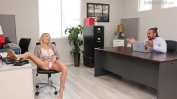 Passion-HD Chloe Temple Office Relations