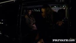 Private Lina Luxa And Lauren Walker - Anniversary Threesome