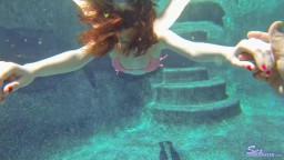 Sex Under Water - Emma Evans Under Water Model Training