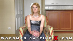 WoodmanCastingX - Leona Green Casting Hard