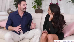 Naughty America Ava Addams - Busty Cougar Seduced By A Cheating Husband