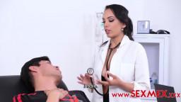 Sexmex Katrina Moreno - Hot As Hell Doctor