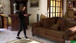 ExxxtraSmall Kate Quinn - The Tiny Burglar