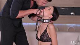 HouseOfTaboo - Hardcore BDSM Interracial DP with Submissive Slave Alyssa Bounty