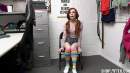 ShopLyfter Madi Collins - Case No. 6615822 - Candy Cavity Search