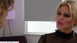 Naughty Office - Bad Ass boss Casca Akashova knows what she wants and she wants Tyler's COCK