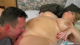 PornMegaLoad Krissy Dawson - Pleasures Of A Plumper