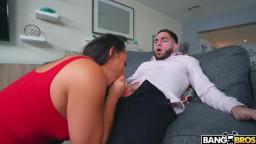 MomIsHorny Carmela Clutch And Camila Cortez - Stepmom's Temptation