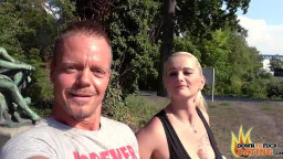 DownToFuckDating Mia Bitch - Day At The Park _