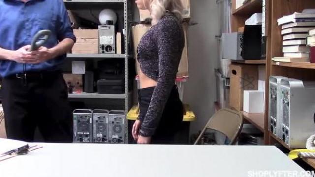 Shoplyfter Porn Tube