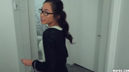 MOFOS Vina Sky - A Nerd In Need Gets The D