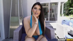 AssParade Romi Rain Parades Her Ass And Gets Fucked