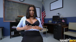BangPOV Luna Star - Hottest Secretary Interview With Great Fucking