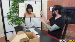 BANGBROS Virtual Reality - Jenna Fox Fucks So Real