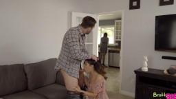 BrattySis - Jasmine Gomez - Step Family Threesome