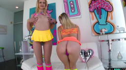 Allanal Chloe Cherry And Natalia Queen