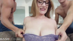 Bang Aria Kai Gets Her Pussy Used By Two Dicks