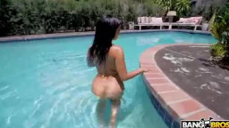 Bangbros - Big Booty Newbie Needs Some Dick