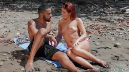 Babes Gala Brown - Sex On The Beach