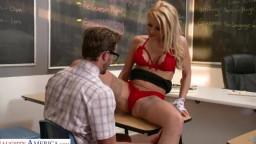 Riley Steele - My First Sex Teacher