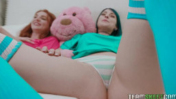 Stepsiblings Jewelz Blu And Lacy Lennon Super Hot Stepsister Thots